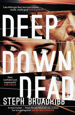 Cover for Deep Down Dead by Steph Broadribb