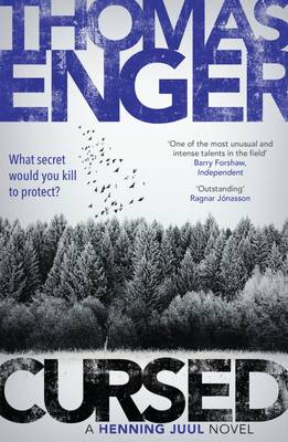 Cover for Cursed by Thomas Enger