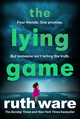 Cover for The Lying Game by Ruth Ware