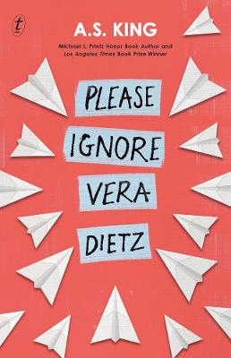 Cover for Please Ignore Vera Dietz by A.S. King