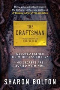Book Cover for The Craftsman by Sharon Bolton