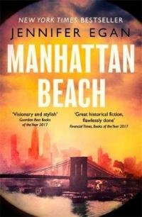 Book Cover for Manhattan Beach by Jennifer Egan