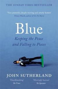 Book Cover for Blue: A Memoir by John Sutherland