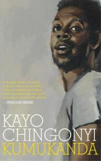 Book Cover for Kumukanda by Kayo Chingonyi