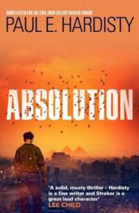 Book Cover for Absolution by Paul E. Hardisty