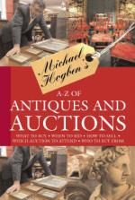 A-Z of Antiques and Auctions by Michael Hogben