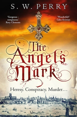 Cover for The Angel's Mark  by S. W. Perry