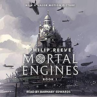 Cover for Mortal Engines by Philip Reeve