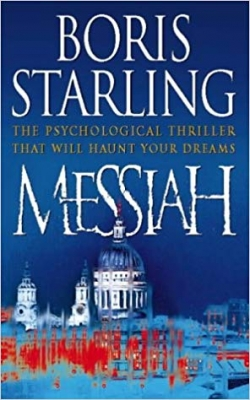 Cover for Messiah by Boris Starling
