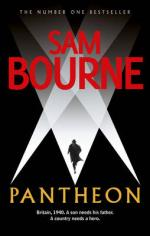 Pantheon by Sam Bourne