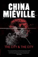 Cover for The City and the City by China Mieville