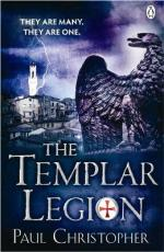 Cover for The Templar Legion by Paul Christopher