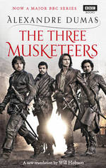 Cover for The Three Musketeers by Alexandre Dumas