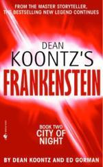 Dean Koontz's Frankenstein : Book Two - City of Night by Dean Koontz and Ed Gorman