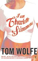 Cover for I Am Charlotte Simmons by Tom Wolfe