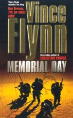 Cover for Memorial Day by Vince Flynn