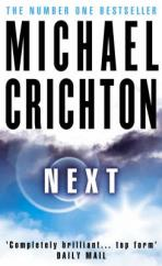 Cover for Next by Michael Crichton