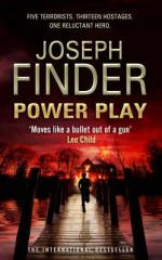 Cover for Power Play by Joseph Finder