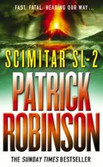 Cover for Scimitar Sl-2 by Patrick Robinson