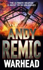 Cover for Warhead by Andy Remic