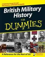 Cover for British Military History For Dummies by Bryan Perrett