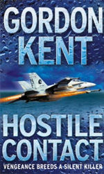 Cover for Hostile Contact by Gordon Kent