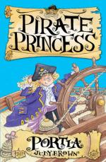 Pirate Princess Portia by Judy Brown