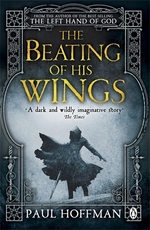 Cover for The Beating of his Wings by Paul Hoffman