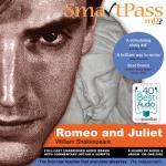 Romeo and Juliet : SmartPass Audio Education Study Guide by William Shakespeare, Simon Potter