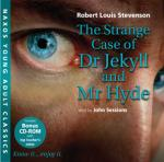 Cover for The Strange Case of Dr. Jekyll and Mr Hyde by Robert Louis Stevenson