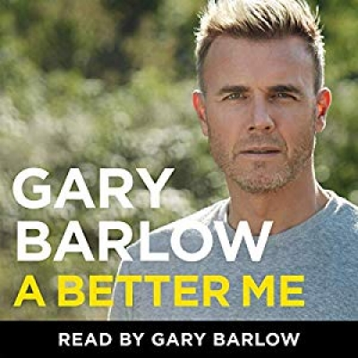 Cover for A Better Me by Gary Barlow