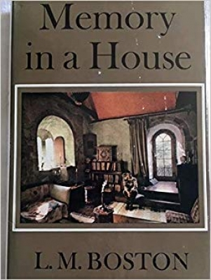 Cover for Memory in a House by L M Boston