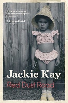 Cover for Red Dust Road by Jackie Kay