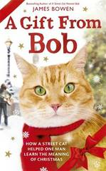 Cover for A Gift from Bob by James Bowen
