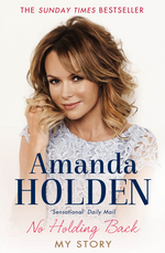 Cover for No Holding Back by Amanda Holden