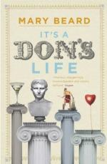 Cover for It's a Don's Life by Mary Beard