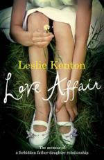 Cover for Love Affair: The Memoir of a Forbidden Father-daughter Relationship by Leslie Kenton