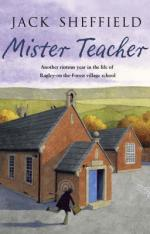 Cover for Mister Teacher by Jack Sheffield