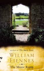 Cover for The Music Room by William Fiennes