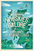 Cover for Whiskies Galore by Ian Buxton