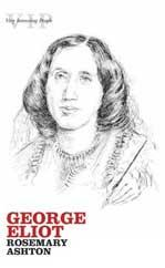 Cover for George Eliot by Rosemary Ashton