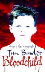 Cover for Bloodchild by Tim Bowler