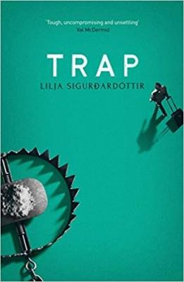 Cover for Trap by Lilja Sigurdardottir
