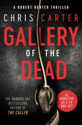 Cover for Gallery of the Dead by Chris Carter
