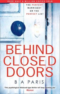 Cover for Behind Closed Doors by B. A. Paris