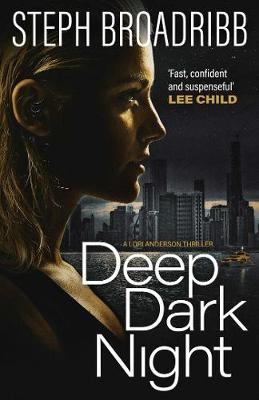 Cover for Deep Dark Night by Steph Broadribb