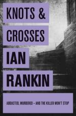Book Cover for Knots & Crosses by Ian Rankin