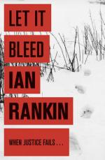 Book Cover for Let it Bleed by Ian Rankin