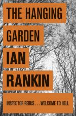 Book Cover for The Hanging Garden by Ian Rankin
