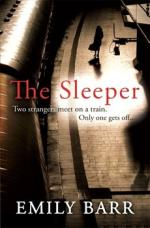 Cover for The Sleeper by Emily Barr